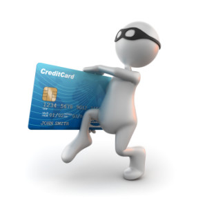 Thief-stealing-credit-card